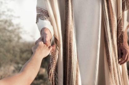 jesus-grasping-hand