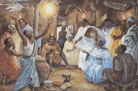 Pentecost - Acts 2:1-4